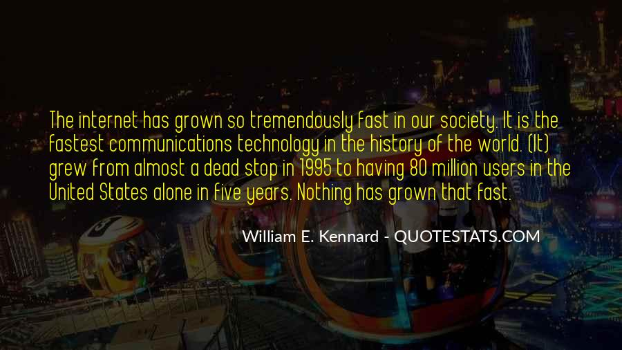 Grew Up Too Fast Quotes #1818828
