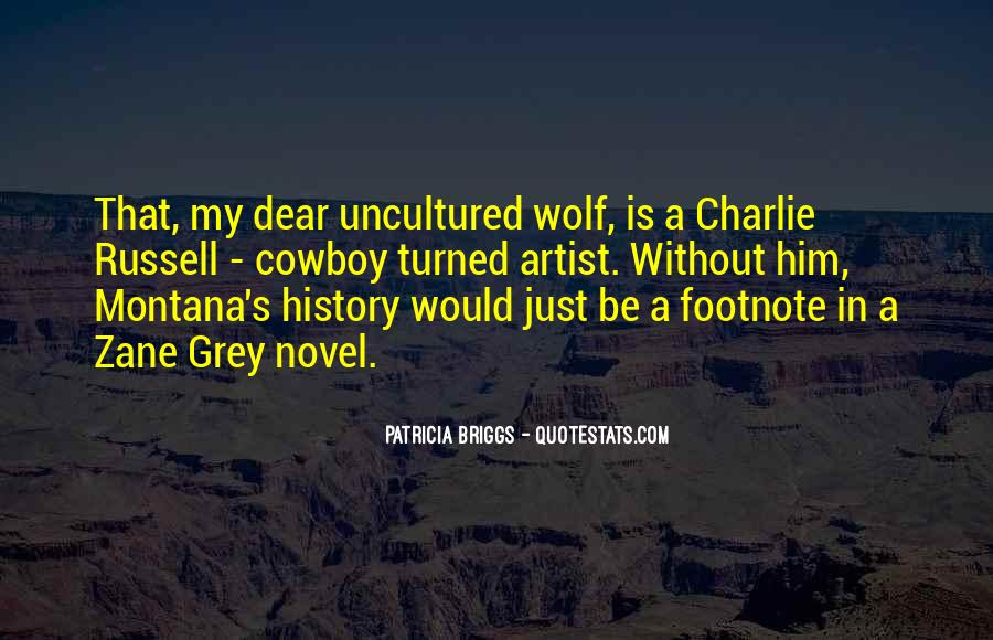 Grey Wolf Quotes #1598640