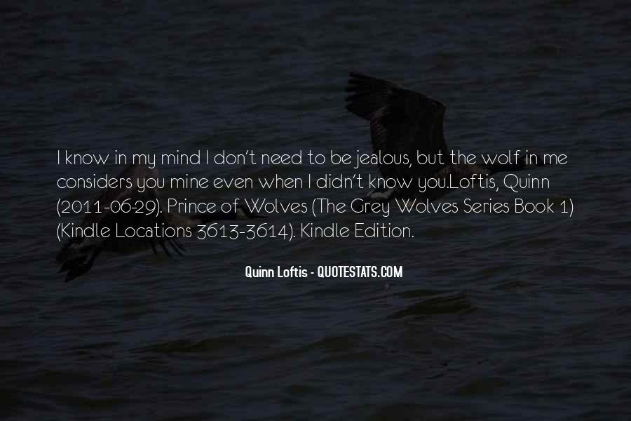 Grey Wolf Quotes #330081
