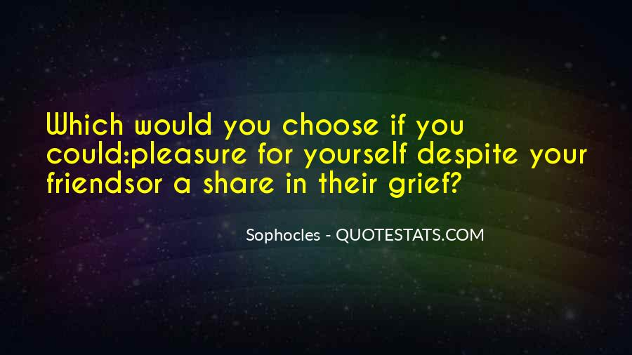 Grief Share Quotes #458812