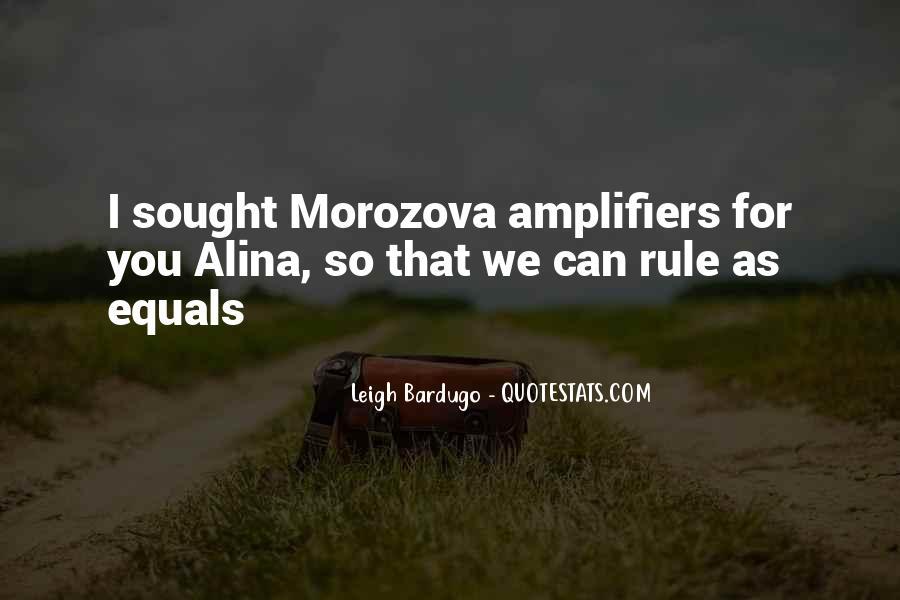 Grisha Quotes #272599