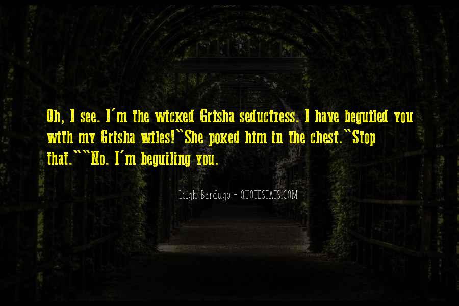Grisha Quotes #391250