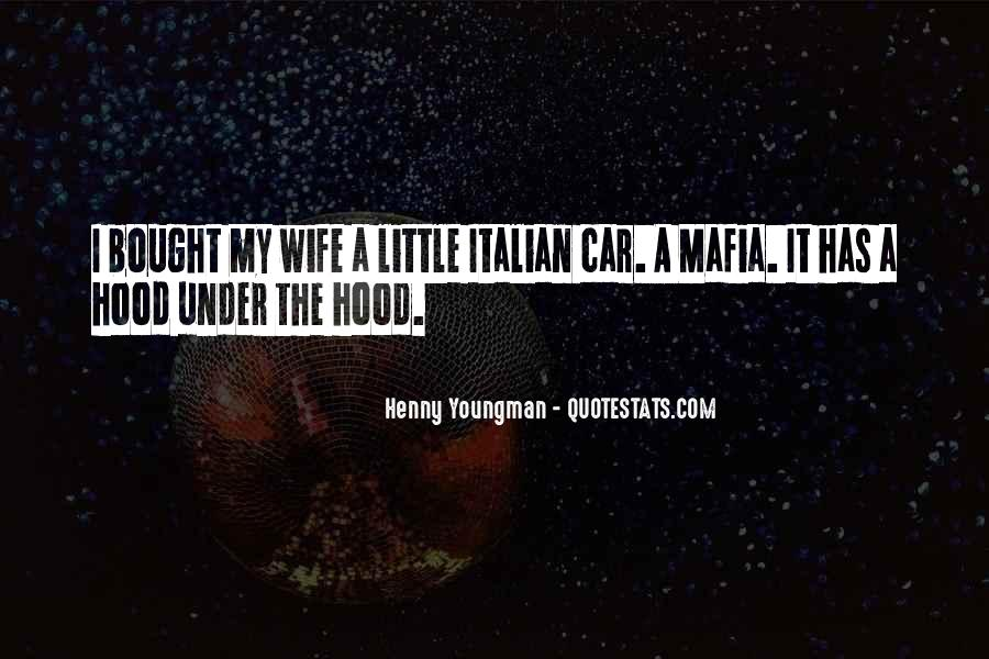Quotes About Funny Mafia #1052512