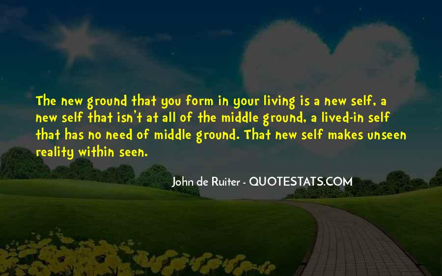 Ground Reality Quotes #146971