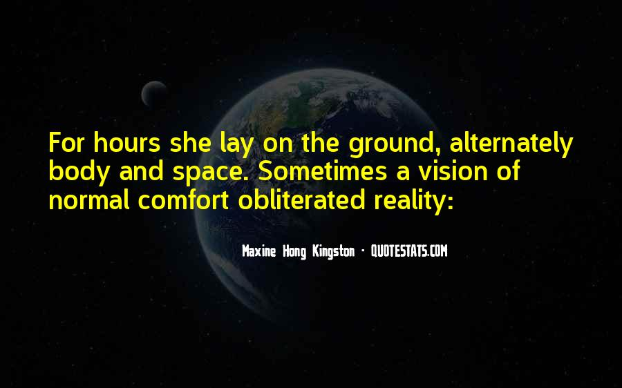 Ground Reality Quotes #592453
