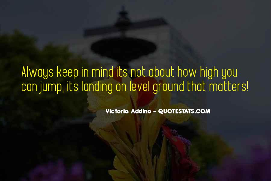 Ground Reality Quotes #703601