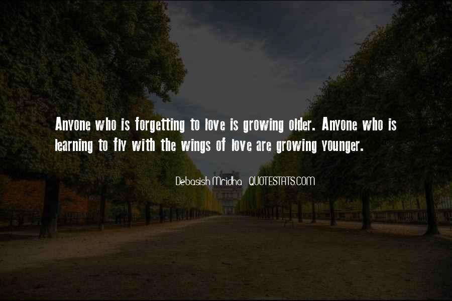 Growing Older Inspirational Quotes #1047154