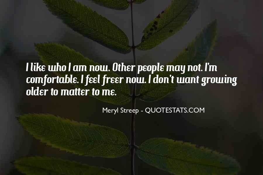 Growing Older Inspirational Quotes #1158600