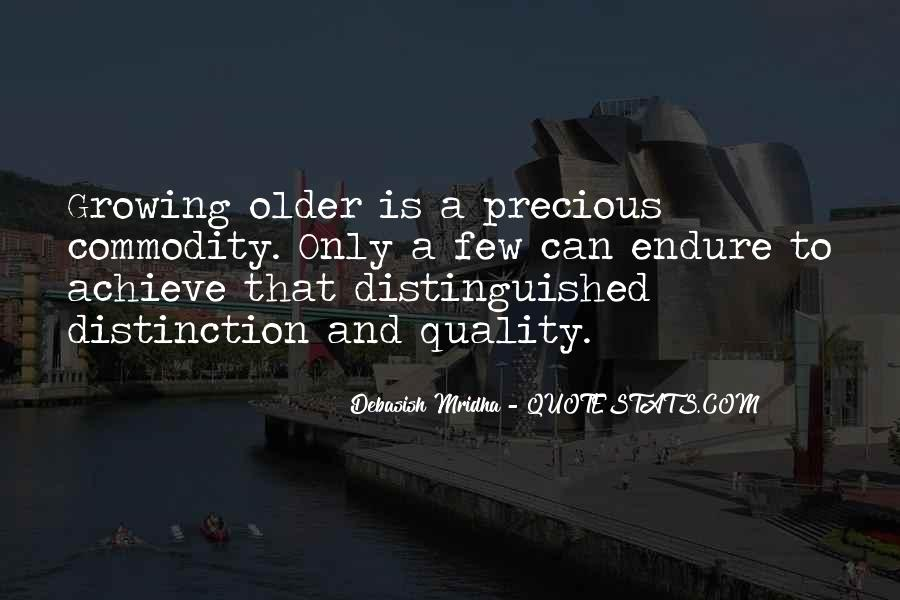 Growing Older Inspirational Quotes #1854302