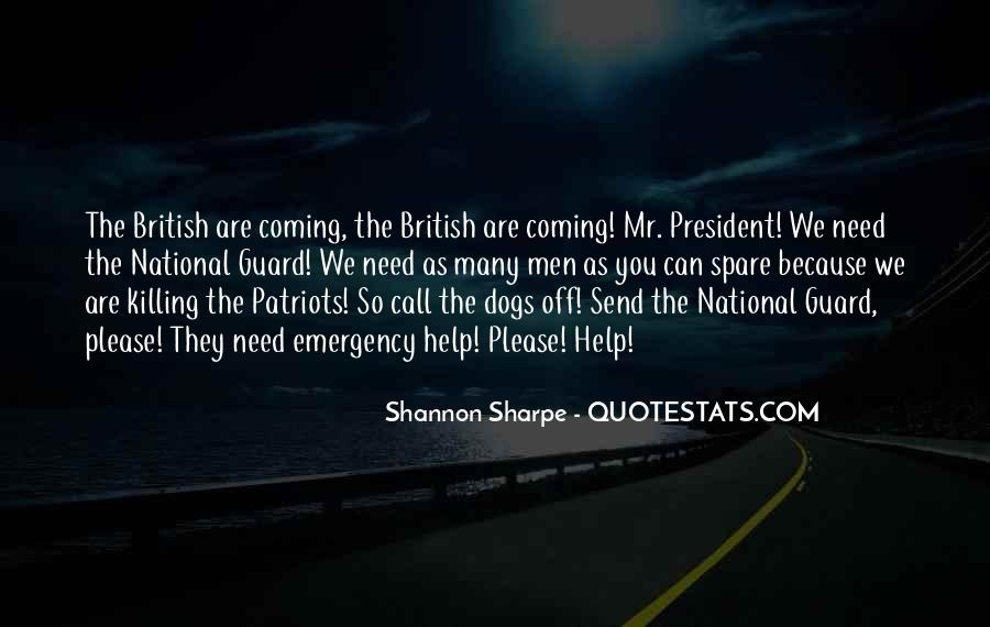 Guard Dog Quotes #1712131