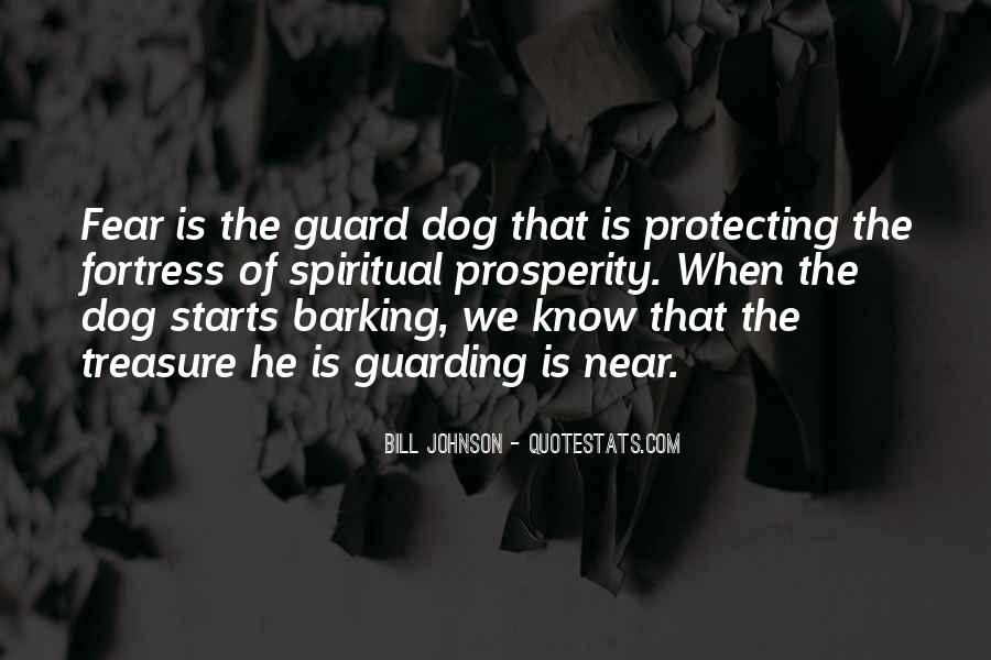 Guard Dog Quotes #263195