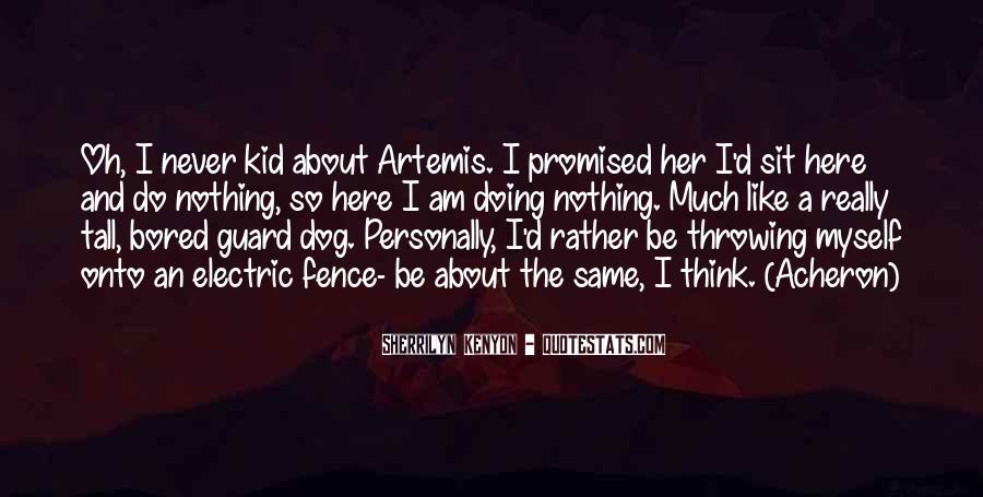 Guard Dog Quotes #711653