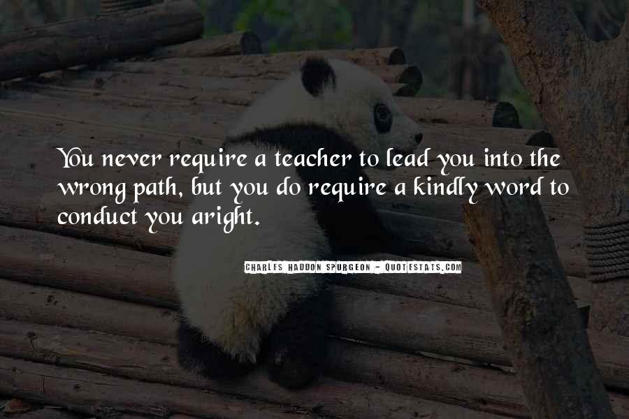 Guidance And Leadership Quotes #584886