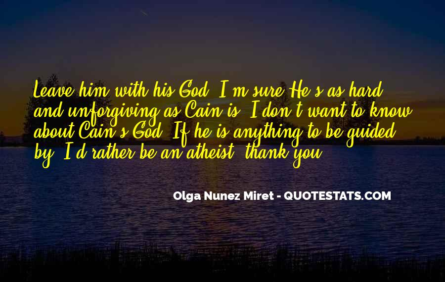 Guided By God Quotes #1741264