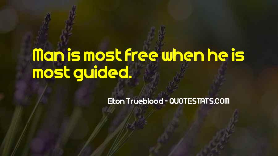 Guided By God Quotes #328178