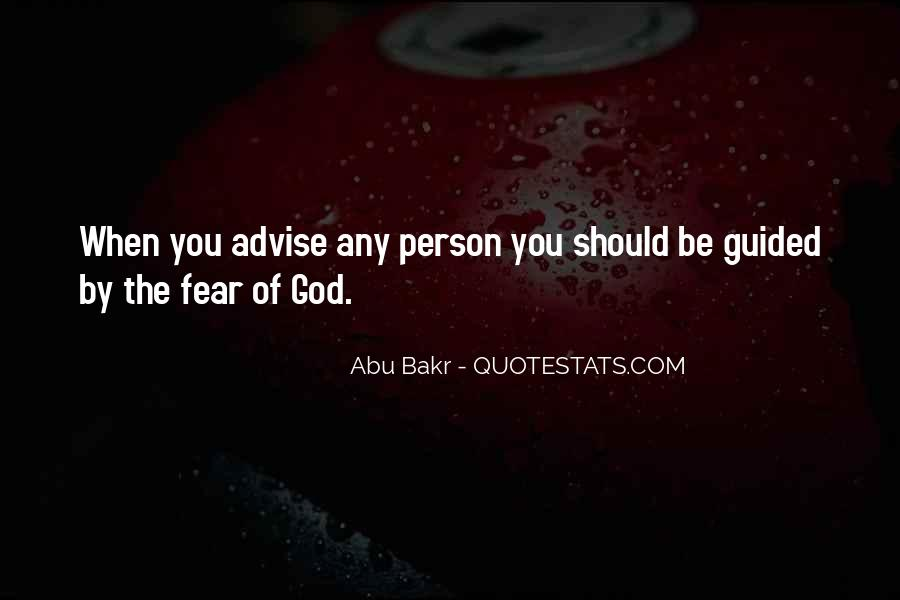 Guided By God Quotes #698431