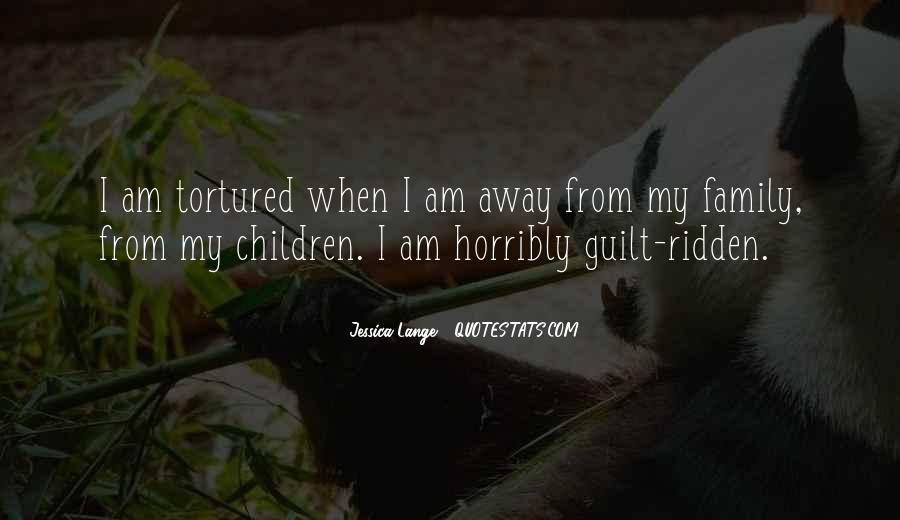 Guilt Ridden Quotes #1211641