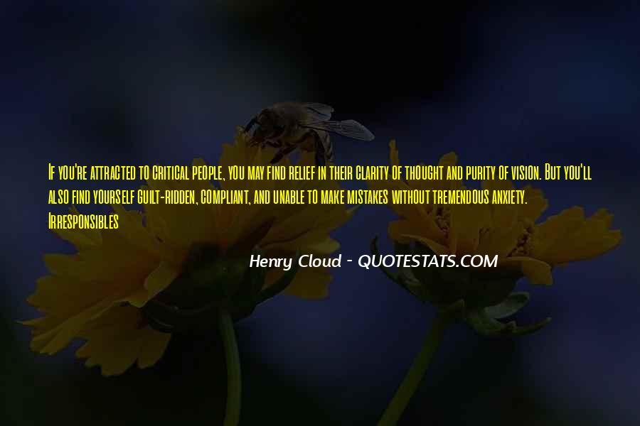 Guilt Ridden Quotes #474798