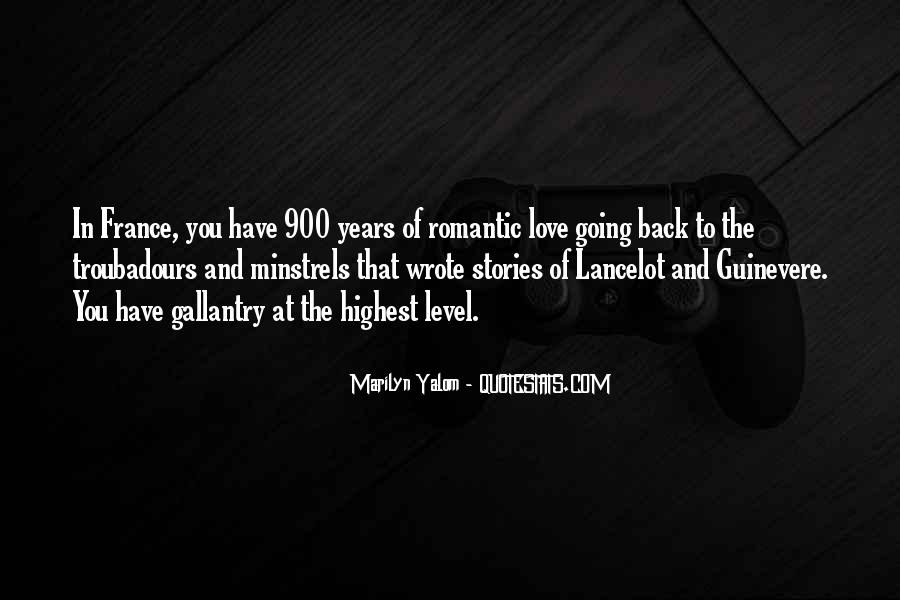 Guinevere And Lancelot Quotes #1306579