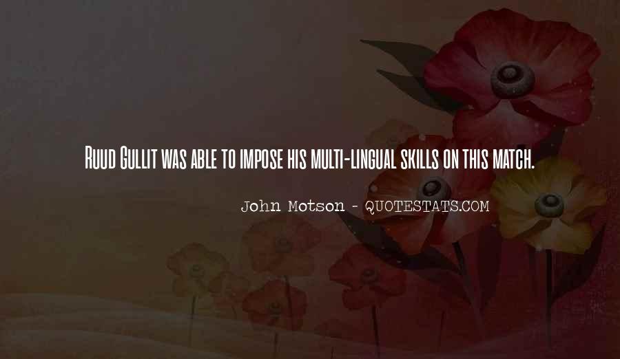 Gullit Quotes #1141352