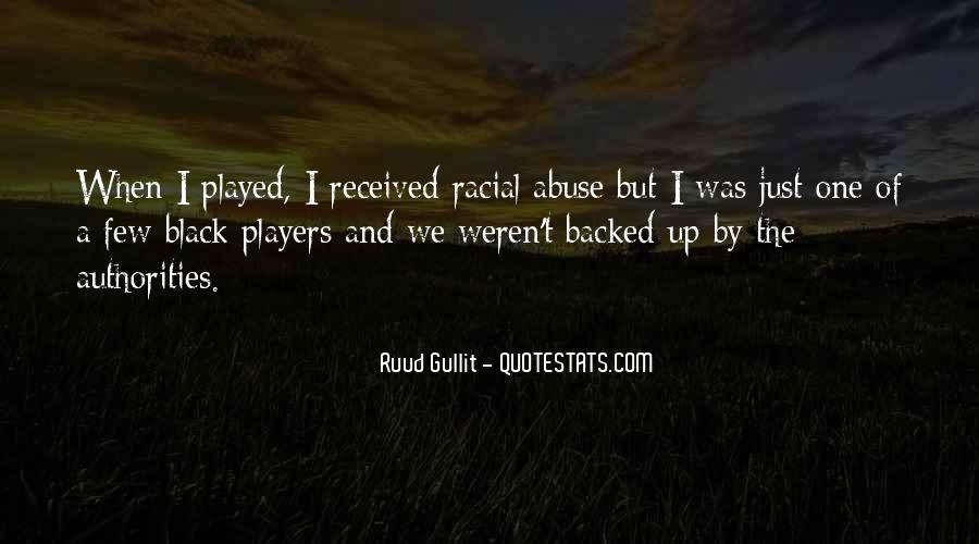 Gullit Quotes #137234