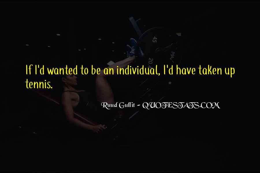 Gullit Quotes #1483209