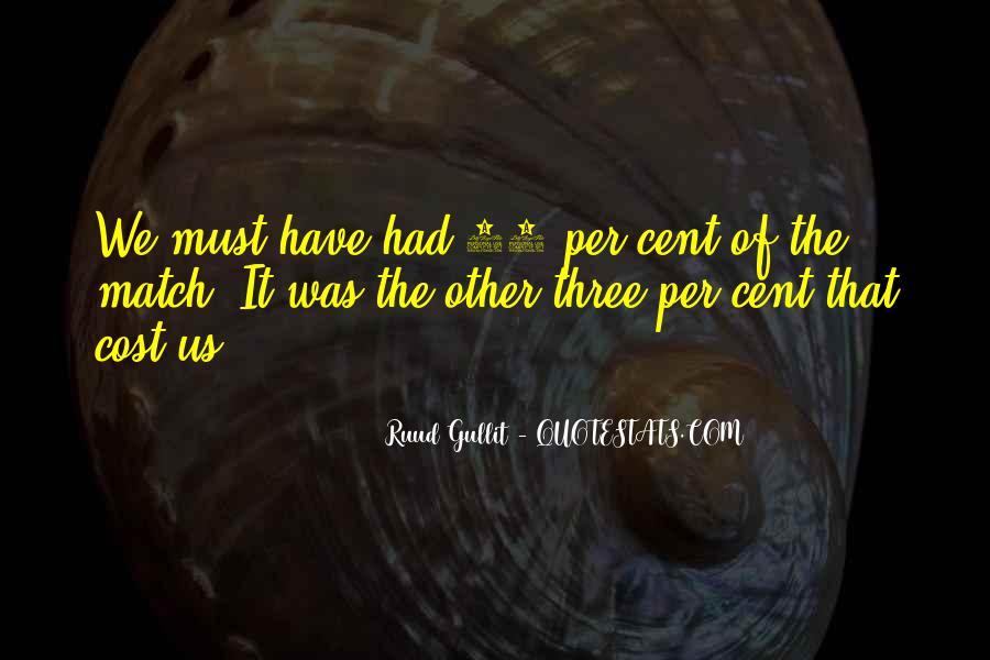 Gullit Quotes #1567513