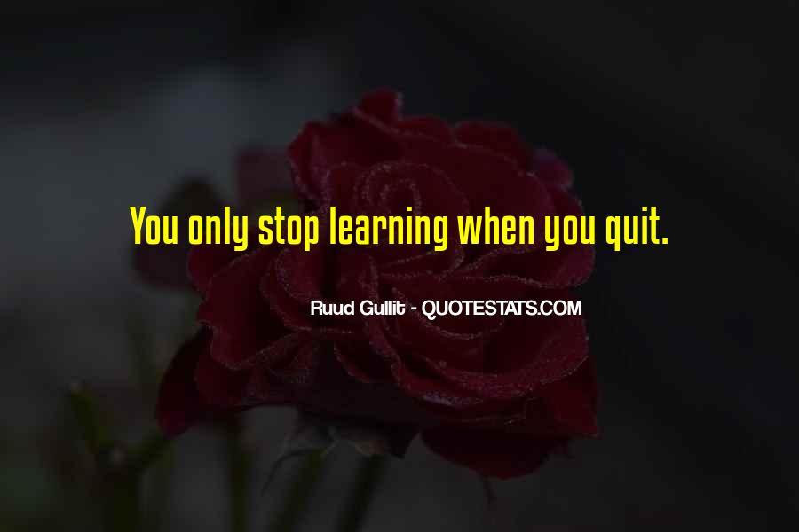Gullit Quotes #575497