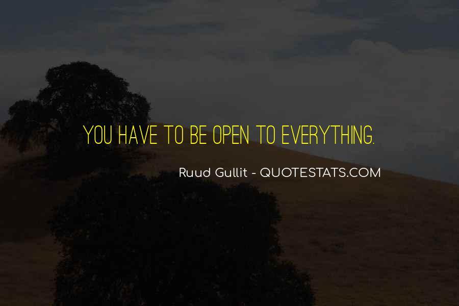 Gullit Quotes #607889