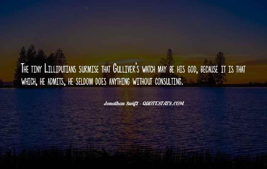Gulliver Quotes #1303842