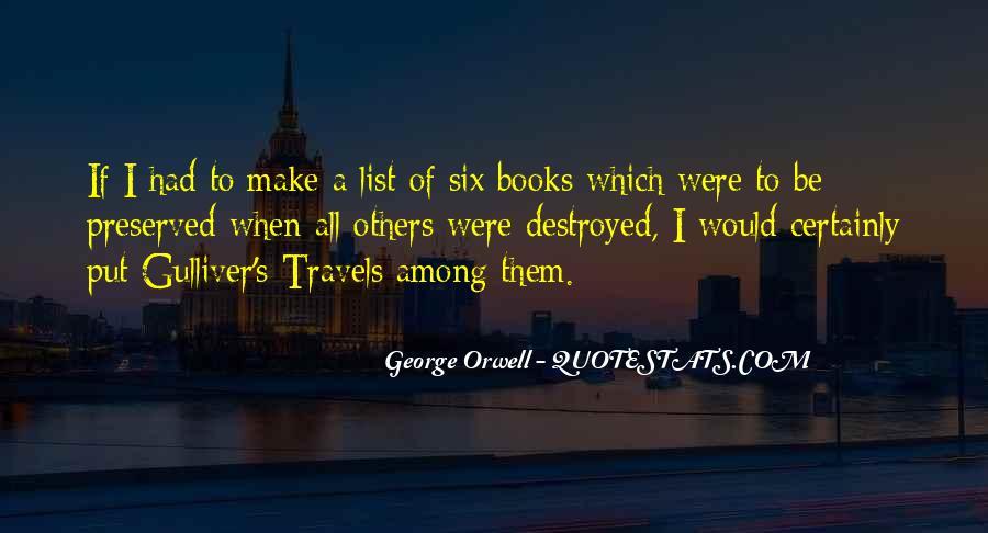 Gulliver Quotes #1726799