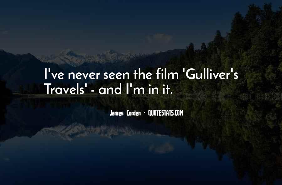 Gulliver Quotes #537636