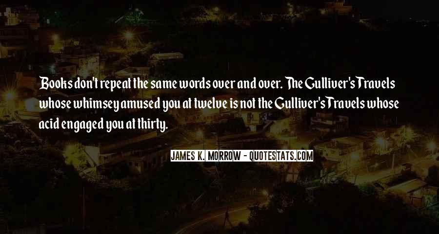 Gulliver Quotes #888656