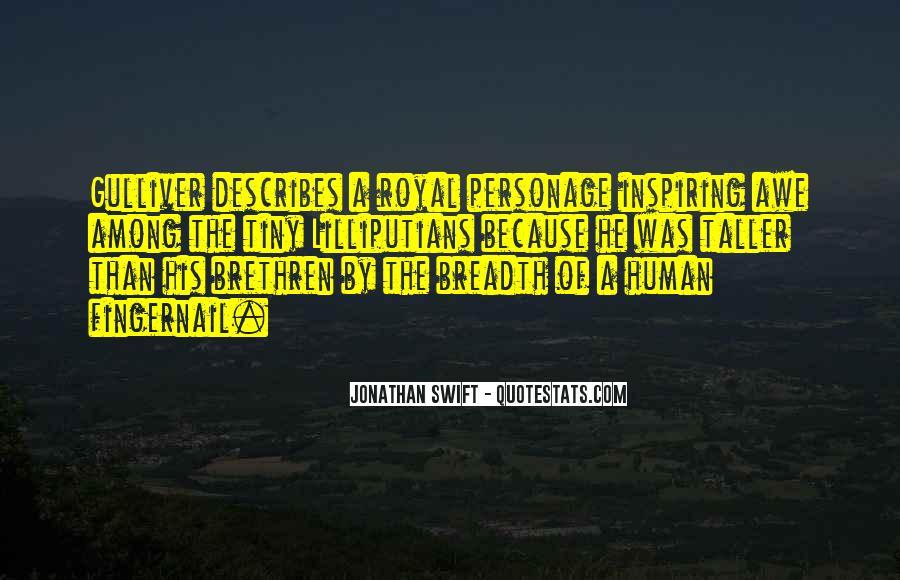 Gulliver Quotes #901793