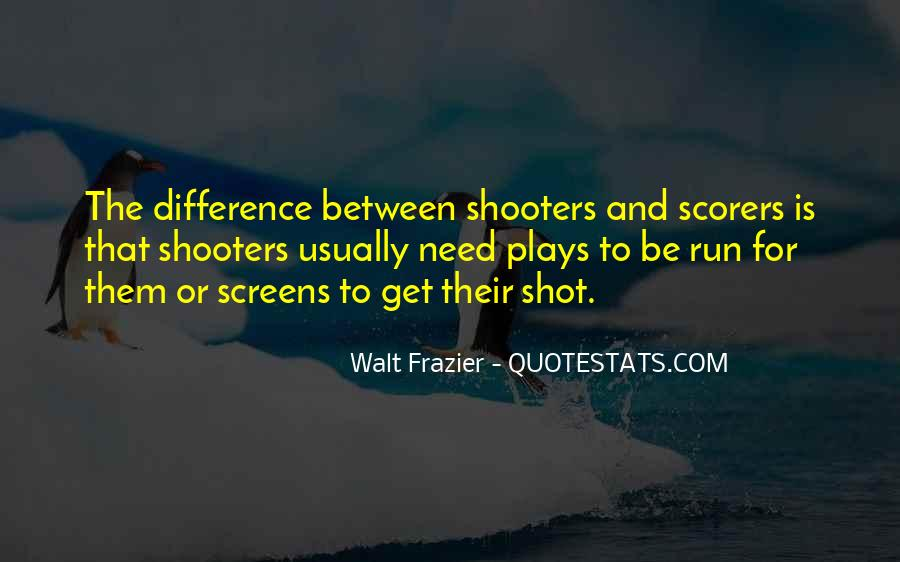 Gun Shooters Quotes #1837759