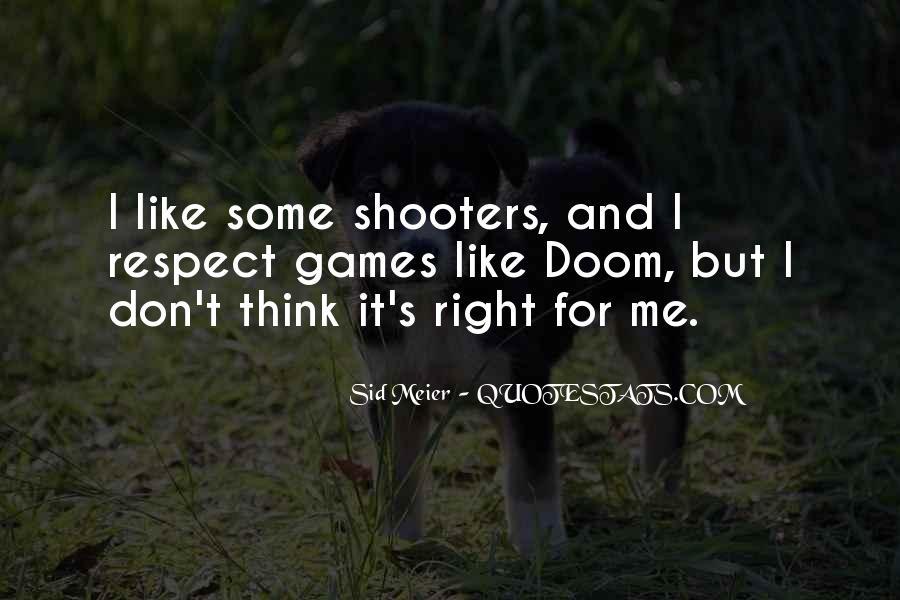 Gun Shooters Quotes #347910