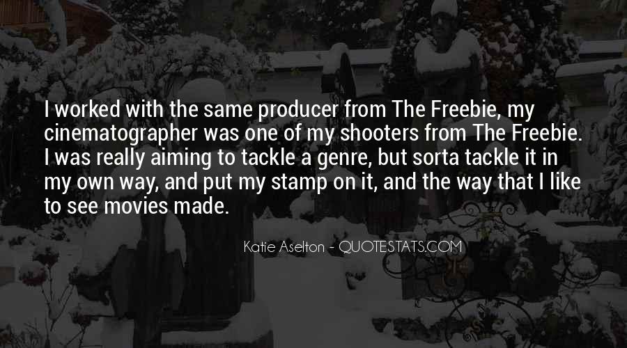 Gun Shooters Quotes #967138
