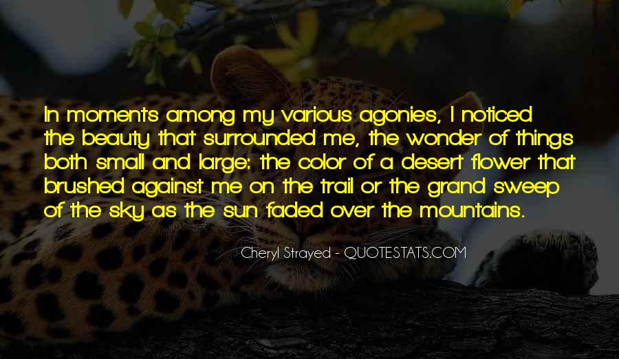 Quotes About The Desert Beauty #1202024