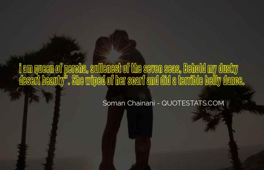 Quotes About The Desert Beauty #1427814