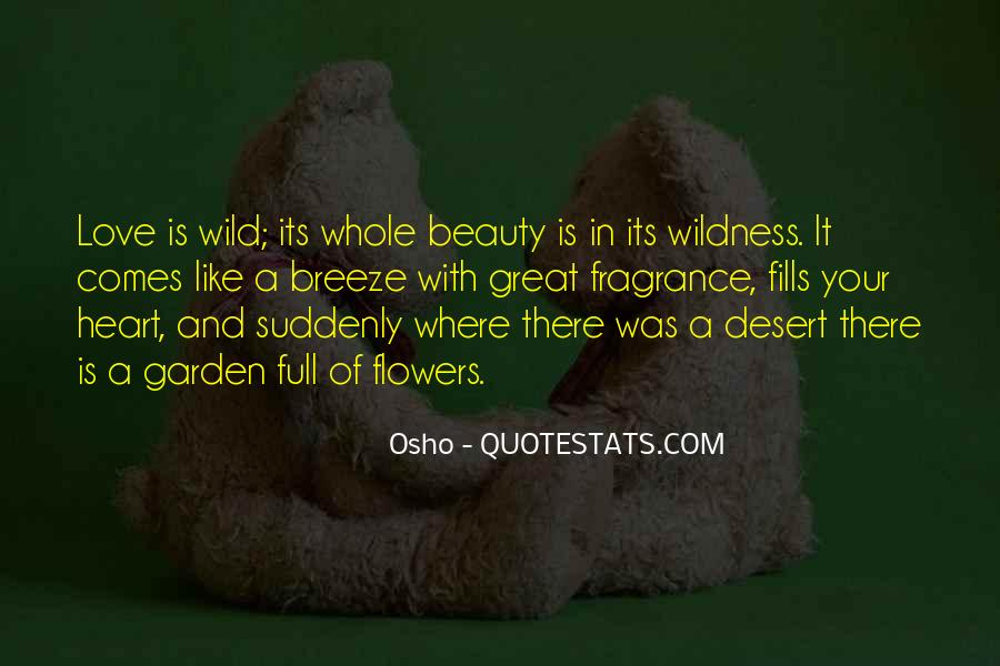 Quotes About The Desert Beauty #1715928