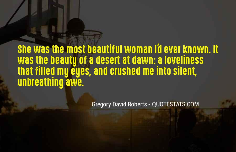 Quotes About The Desert Beauty #1781888