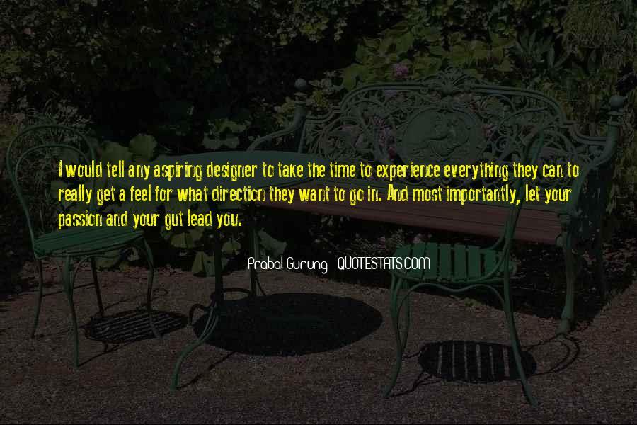 Gurung Quotes #886178