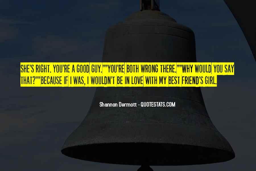 Guy Best Friend Love Quotes #1599745