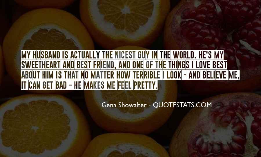 Guy Best Friend Love Quotes #1755344