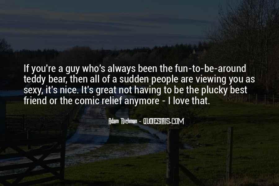 Guy Best Friend Love Quotes #205548