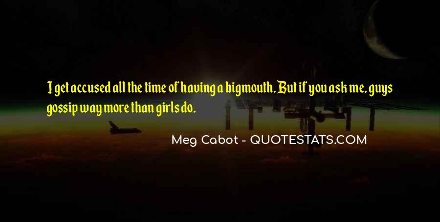 Guys That Gossip Quotes #343268