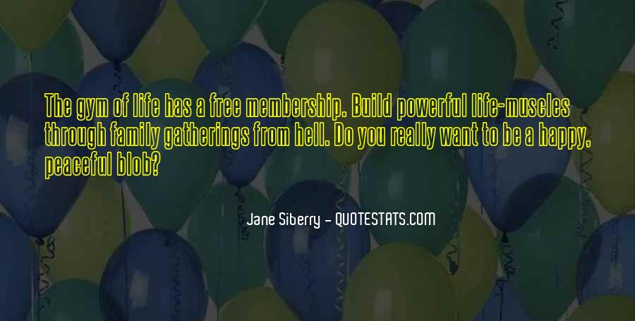 Gym Membership Quotes #1248237