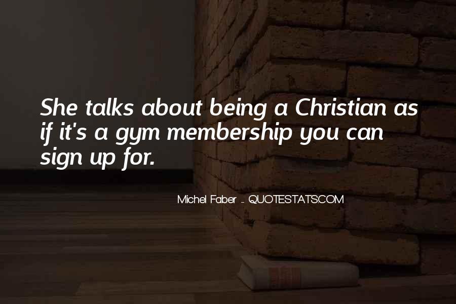 Gym Membership Quotes #243616
