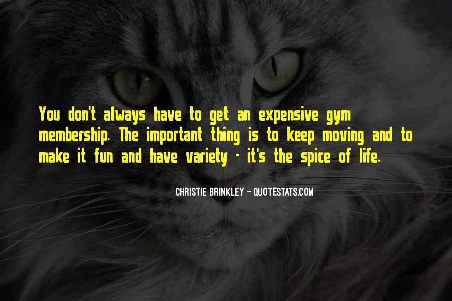 Gym Membership Quotes #489103