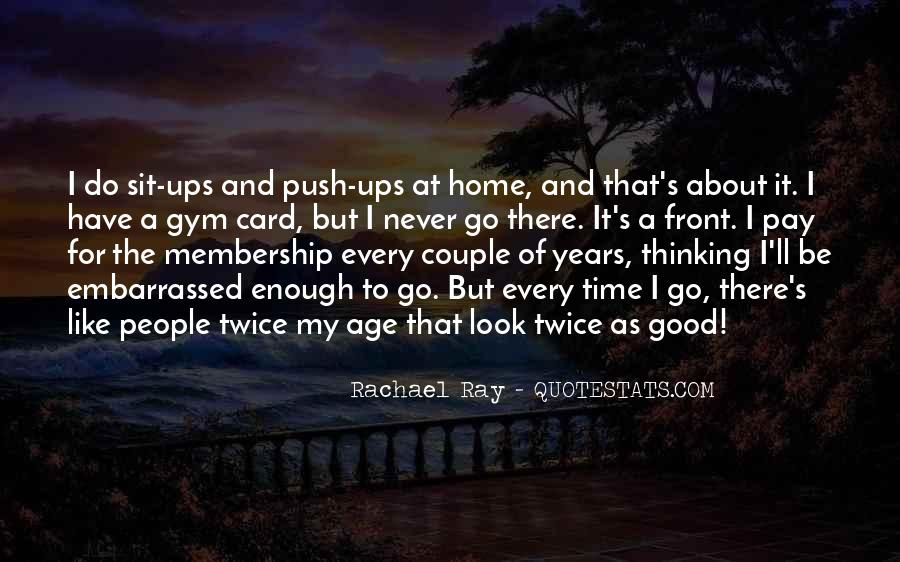 Gym Membership Quotes #919950